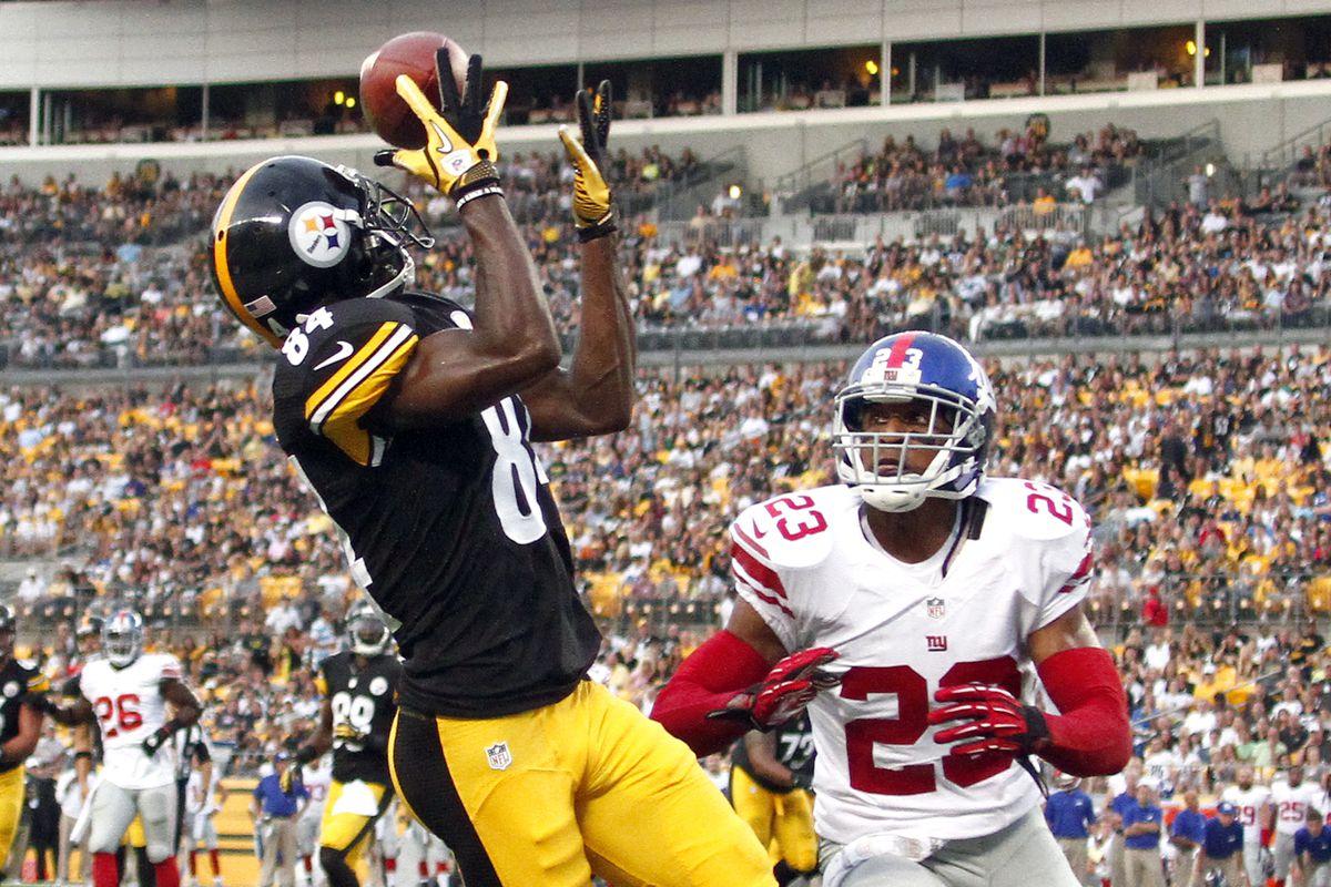 b58820e35 Steelers vs. Giants preseason 2014: 5 questions with Big Blue View ...