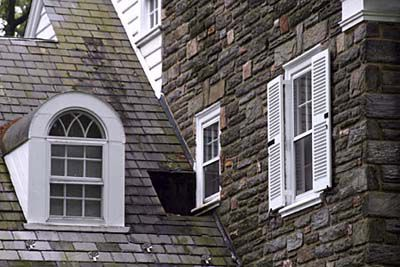 Palladian Dormer Windows