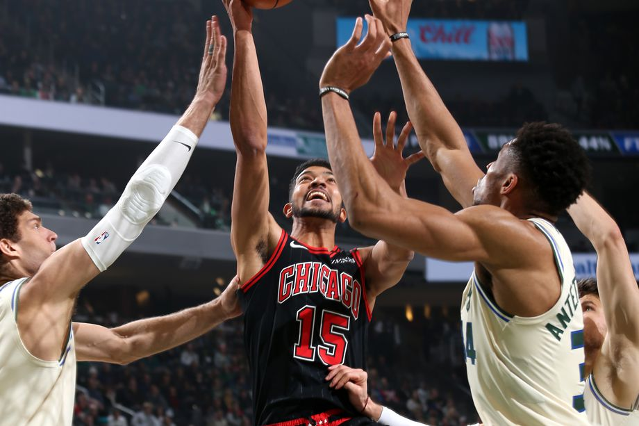 Bulls vs. Bucks final score: loss to a good team by the numbers recap
