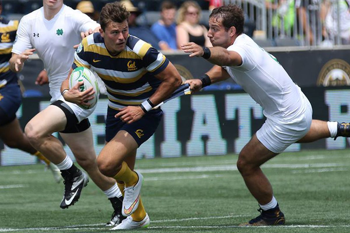 Jake Anderson will look to lead the Bears to another Rugby 7s title
