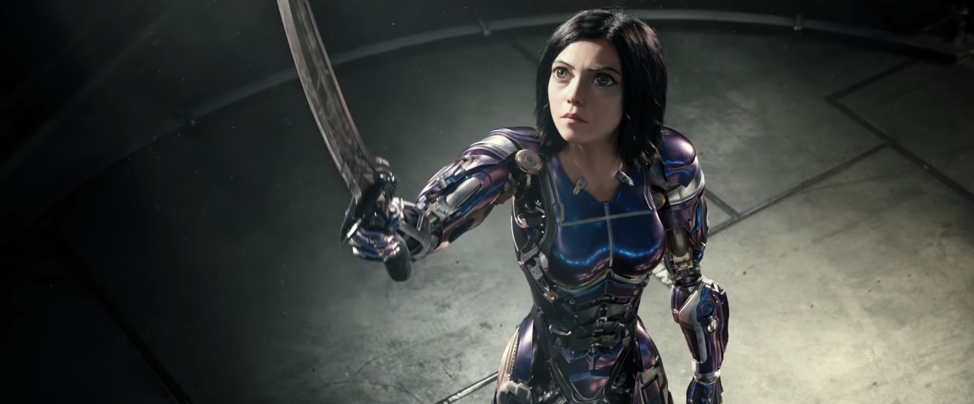 A definitive ranking of the robots in Alita: Battle Angel