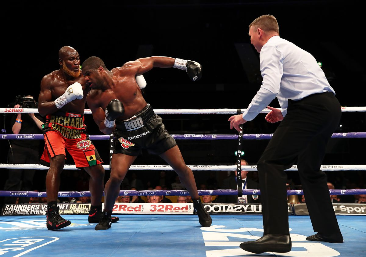 Boxing at the SSE Arena Wembley