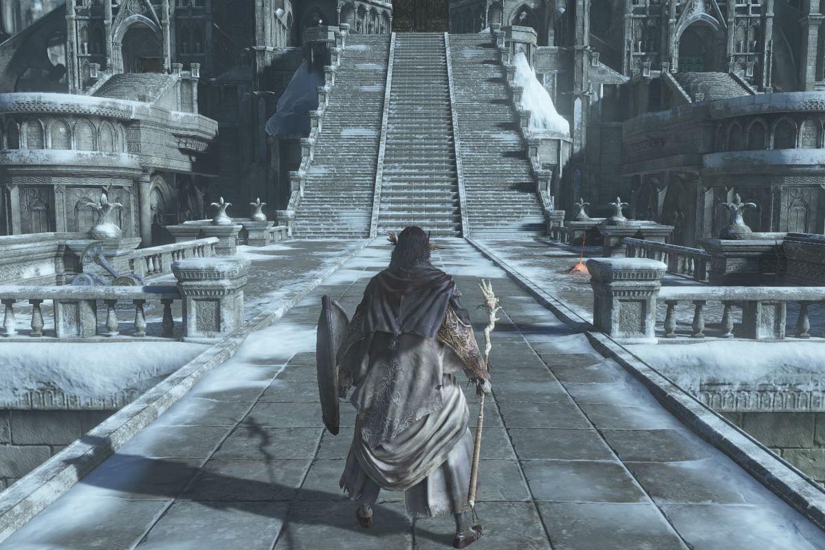 Dark Souls Ii Out Stunning Wallpapers High Quality: Dark Souls 3: Anor Londo Walkthrough