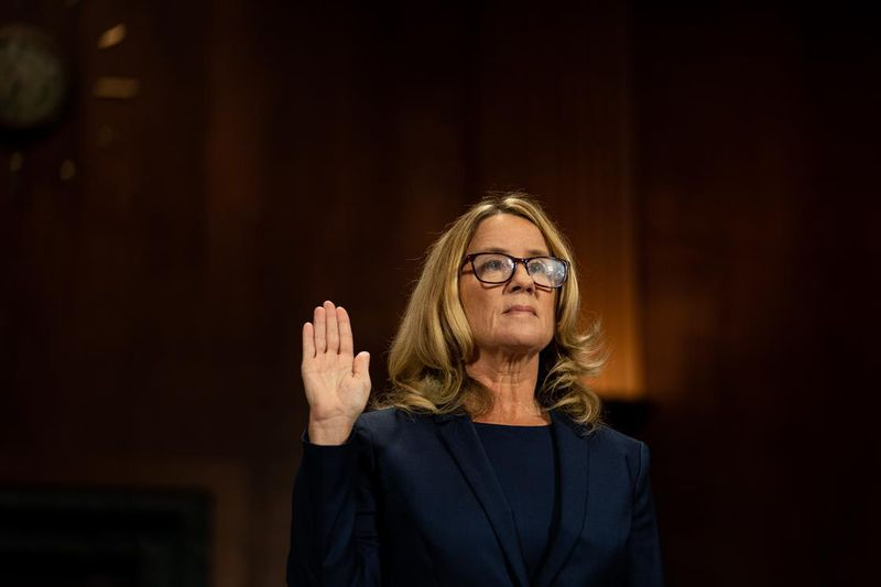 9.27 Vox Sentences: Ford testifies, Kavanaugh denies