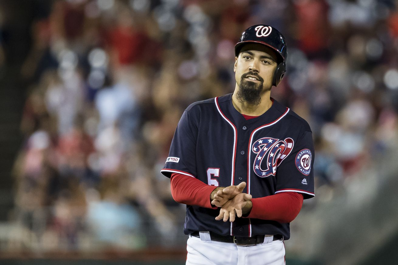 Wire Taps: Anthony Rendon comes up big for Nationals; Patrick Corbin and his slider + more Nats links...