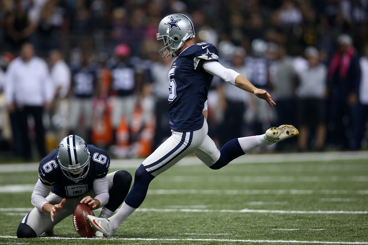 c6d507815 Of course Cowboys kicker Dan Bailey is the best in the NFL ...