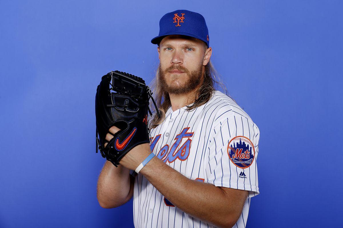 New York Mets Photo Day