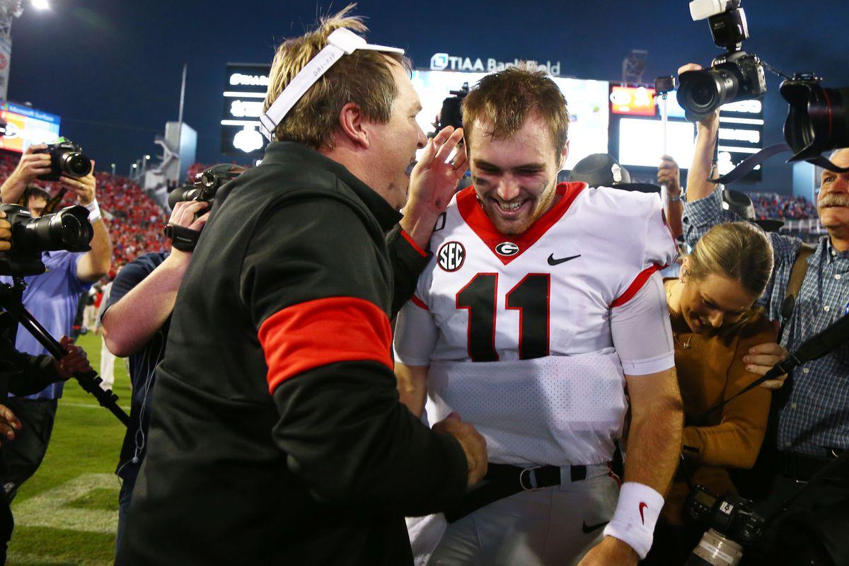 NCAA Football: Georgia at Florida