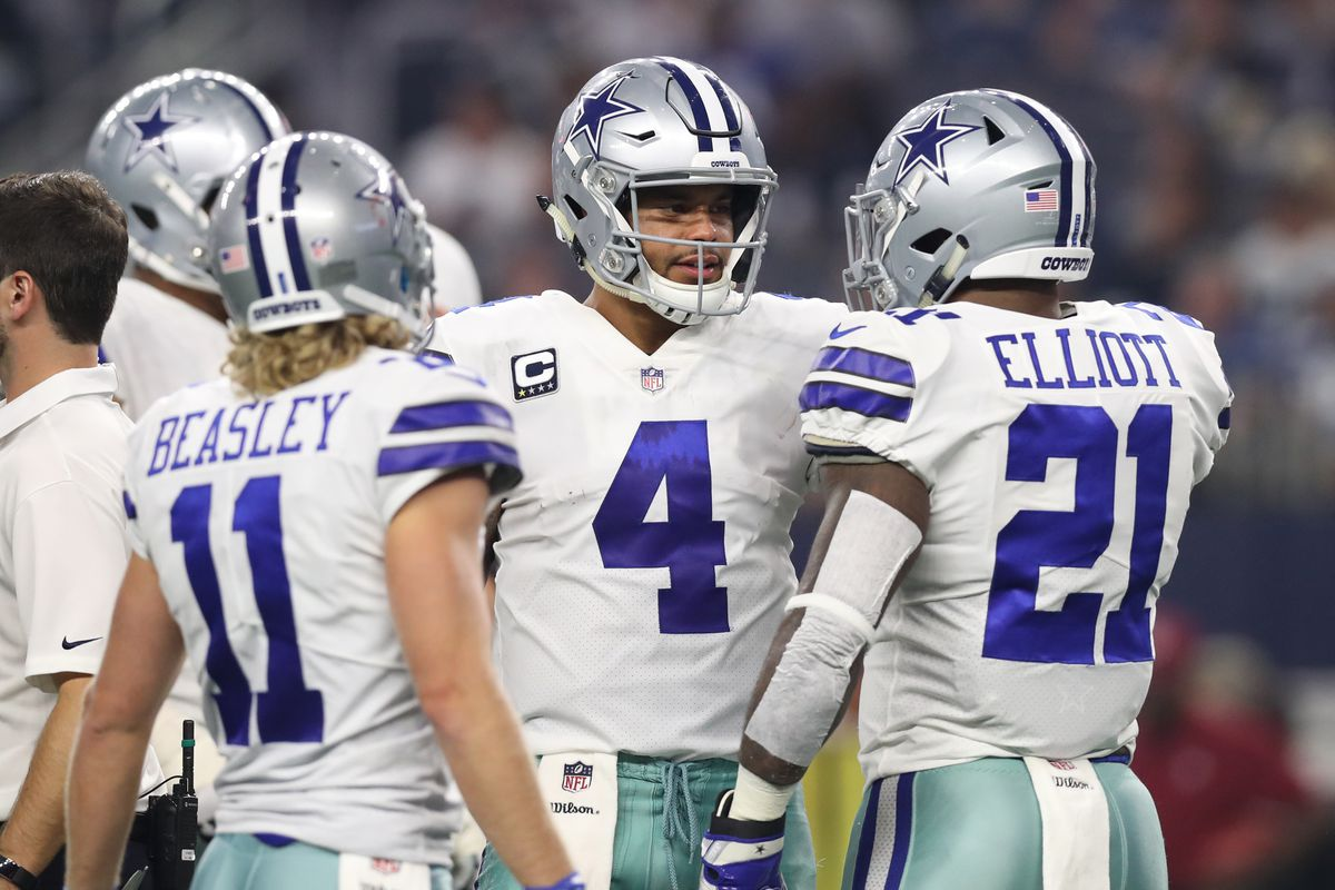 Dallas Cowboys hot topic  Is the offense really fixed  - Blogging ... 9cb04a3ab