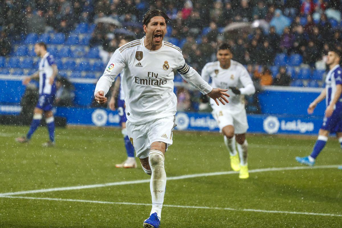Deportivo Alaves v Real Madrid CF - La Liga
