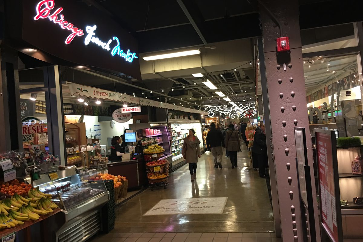 Chicago's French Market