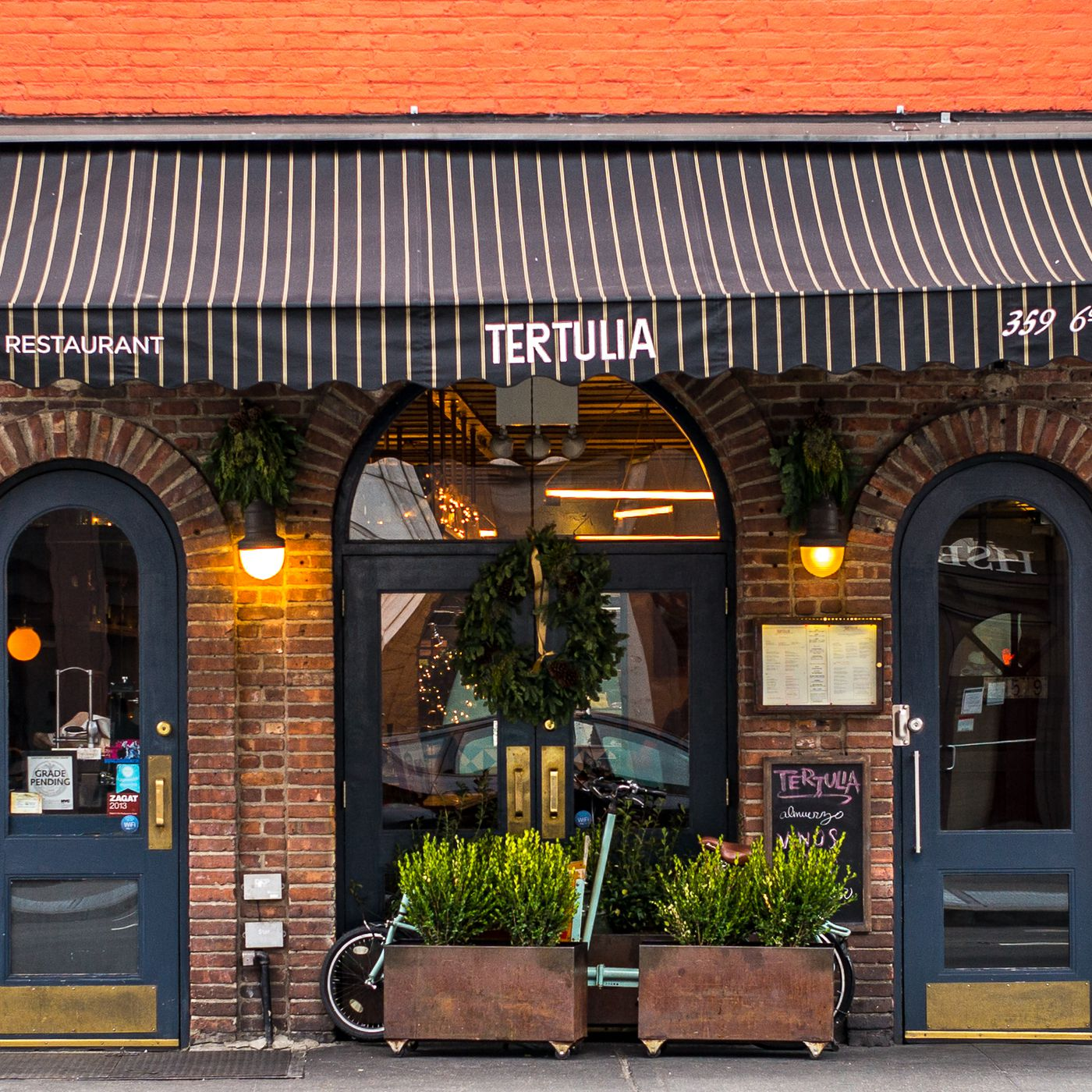 Seamus Mullen S Tertulia To Close In West Village This Weekend Eater Ny