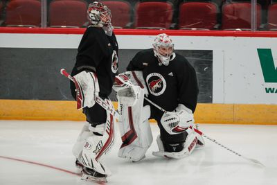 NHL: JUL 13 Coyotes Training Camp
