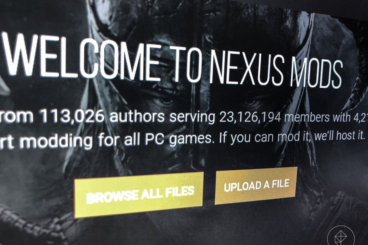 The front page of Nexus Mods shows it counts over 23 million users as members.