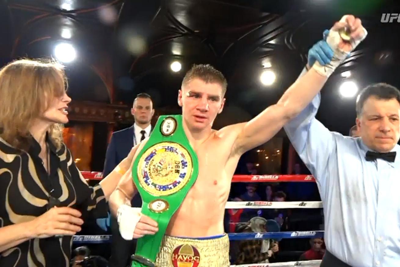 Screen Shot 2019 04 10 at 9.43.32 PM  2 .0 - Golub, Jalolov, Napoleon-Espinosa pick up wins on Broadway Boxing