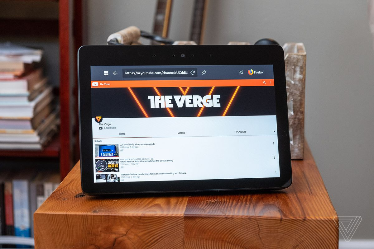 New Echo Show 2018 review  bigger screen and better sound aren t ... 2fdec74b6905e
