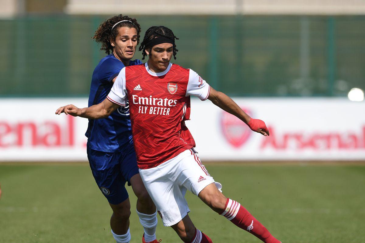 Arsenal v Chelsea - U18 Premier League