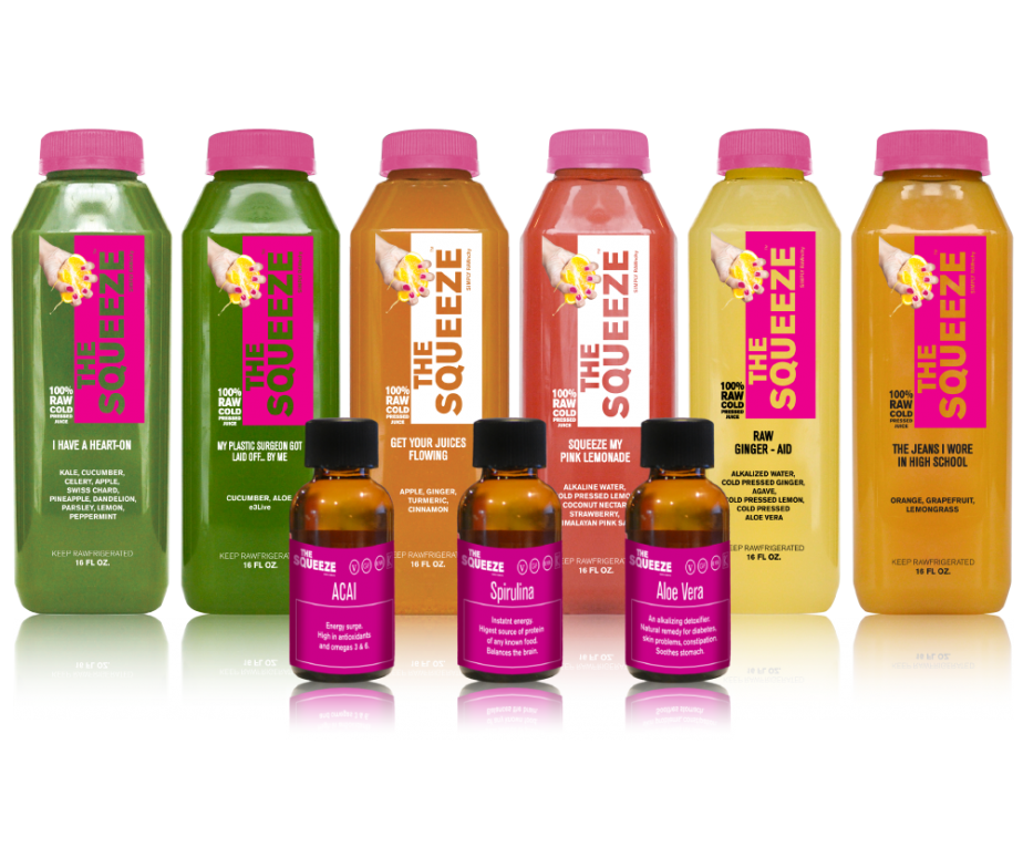 Comparing new york citys juice cleanse packages racked ny packages offered main squeeze six juices one booster steady squeeze seven juice one booster soft squeeze five juices 1 booster 1 meal malvernweather Choice Image