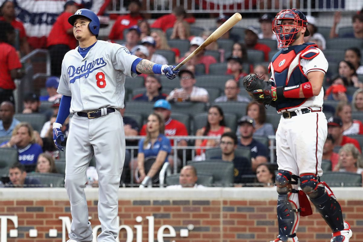 Divisional Round - Los Angeles Dodgers v Atlanta Braves - Game Four