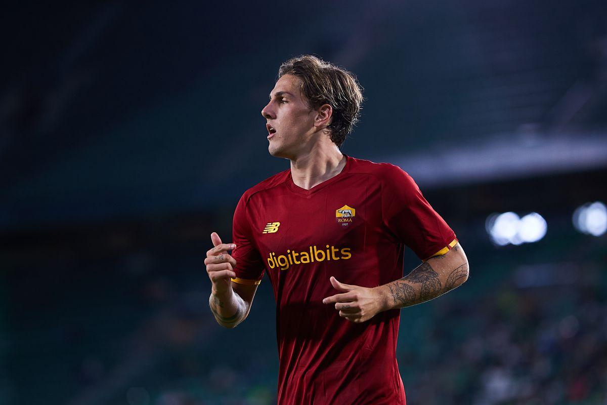 Real Betis v AS Roma - Pre-Season Friendly