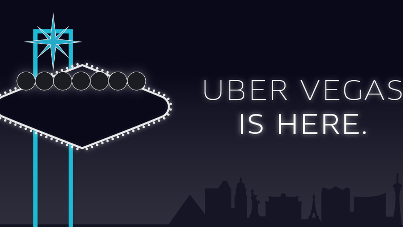 Uber is up and running in Las Vegas - The Verge