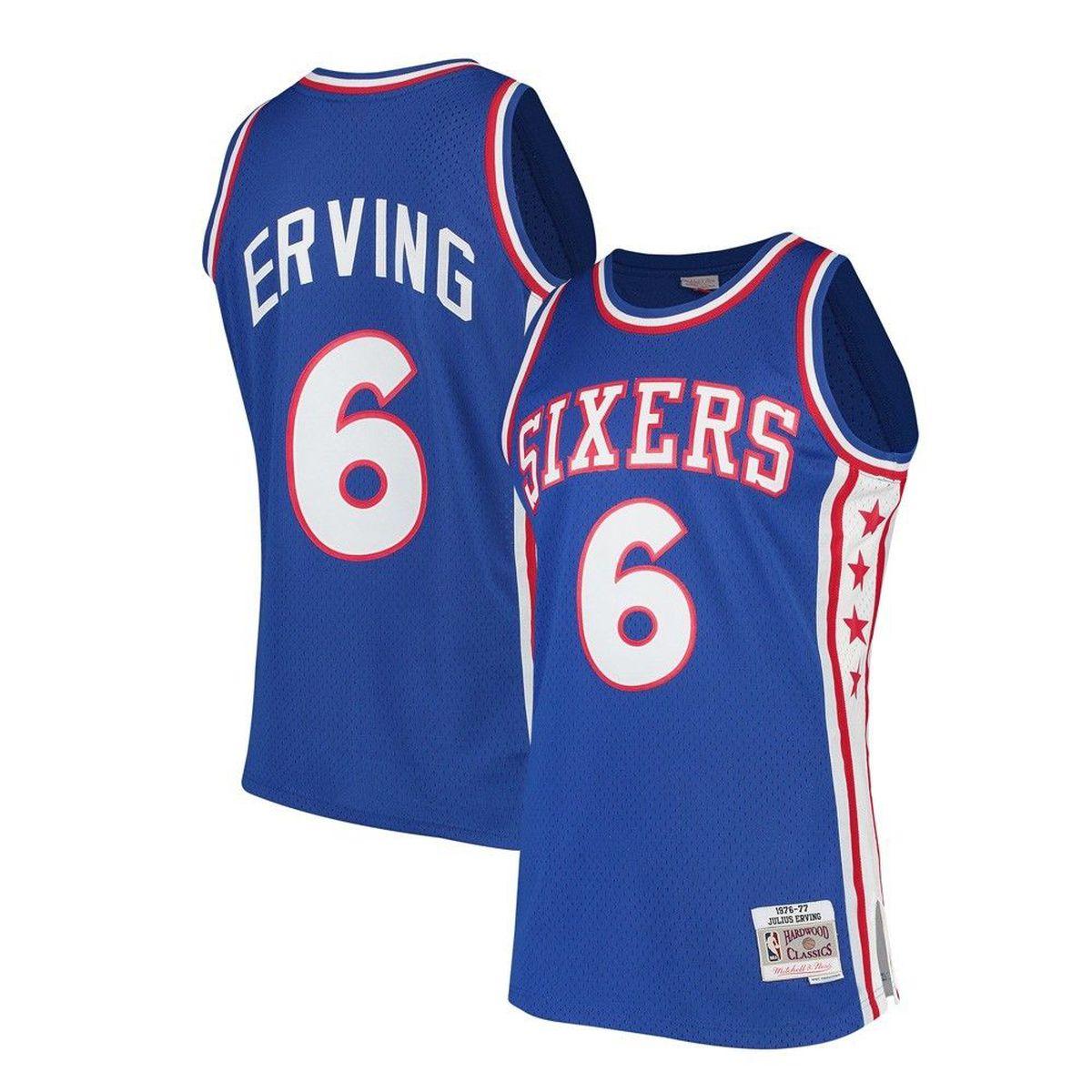 the latest acb26 0b78b Soul Swingman, throwback and more vintage NBA jerseys ...