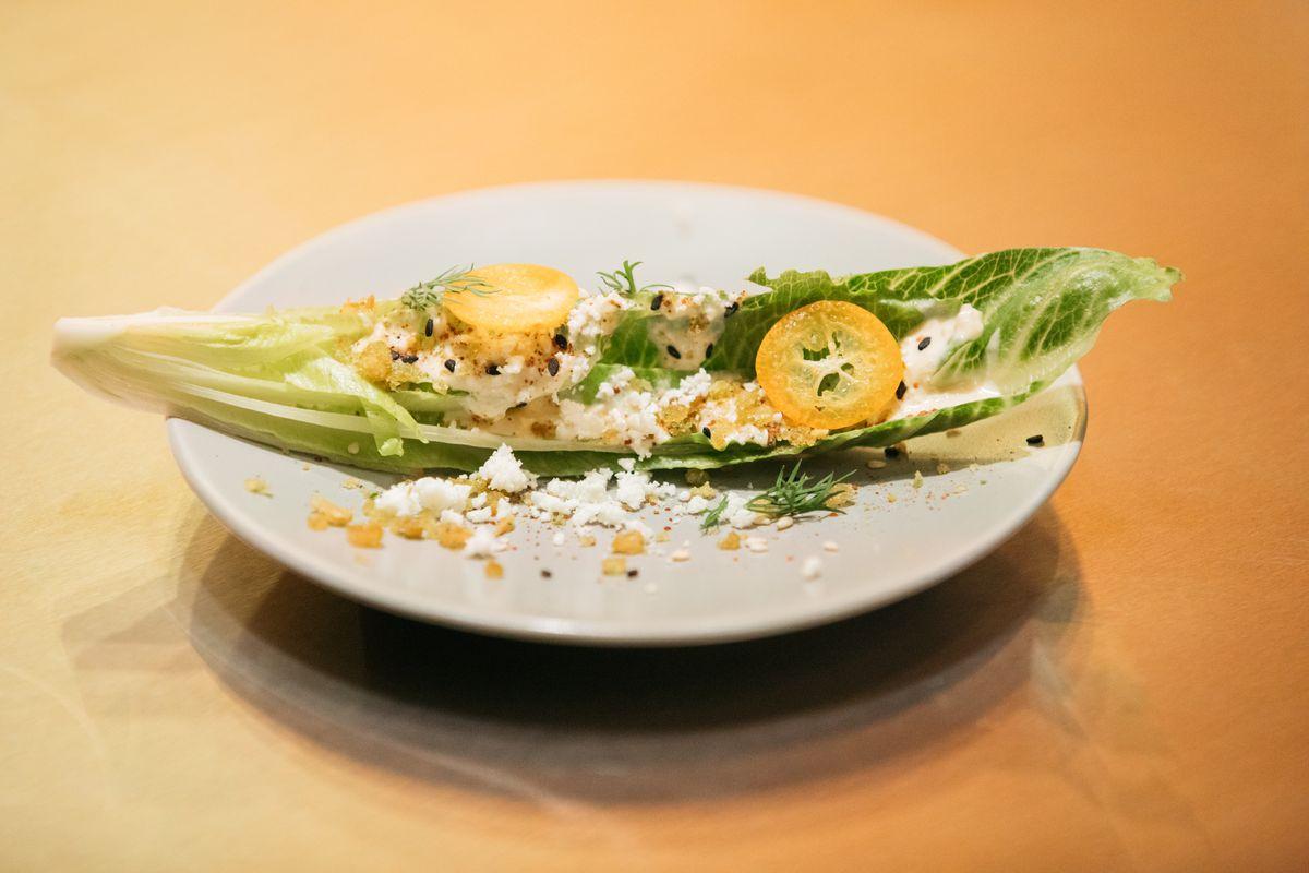 Jessica Koslow's wedge salad