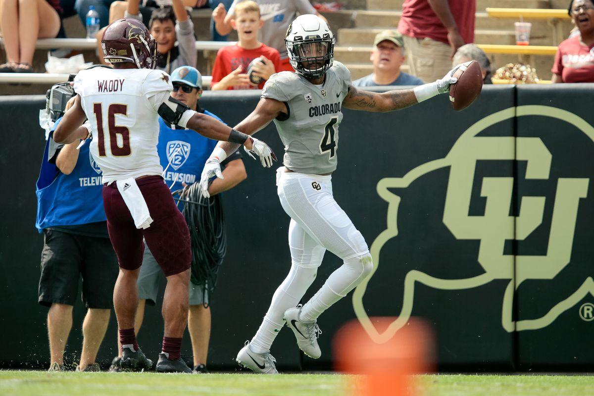 NCAA Football: Texas State at Colorado