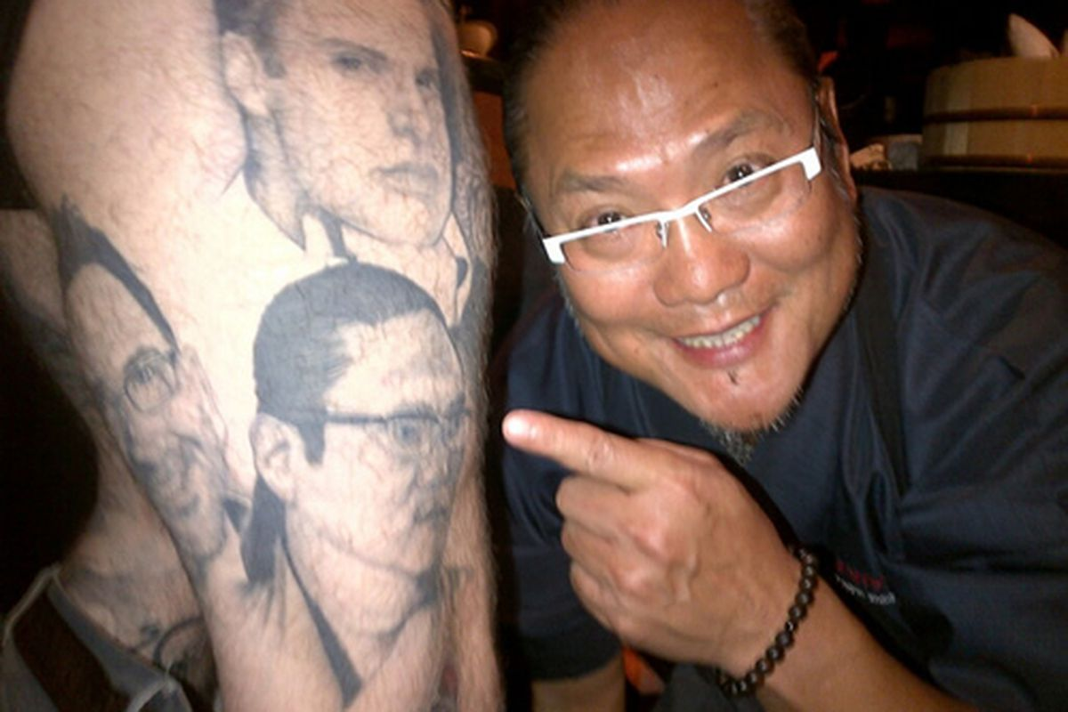 Overlooked Southern Ingredients Us Cost Of Hunger Tattoo Morimoto