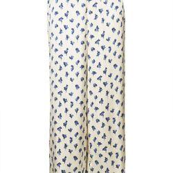 FLORAL PAJAMA PANTS, $110