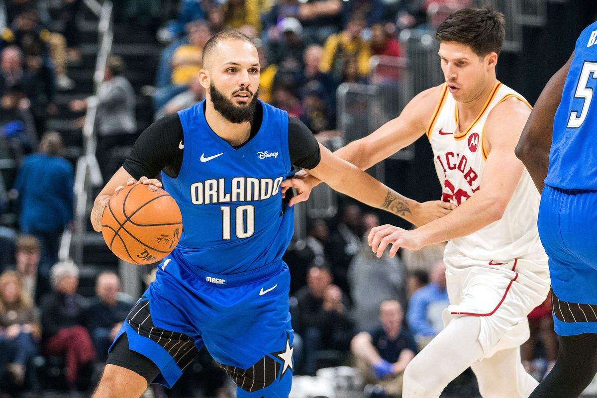 NBA: Orlando Magic at Indiana Pacers