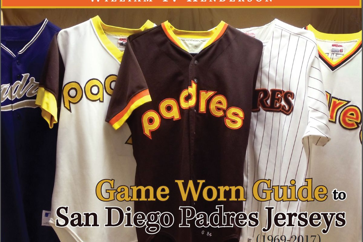 premium selection 3544a 24925 Gaslamp Ball Book Club: Game Worn Guide to San Diego Padres ...