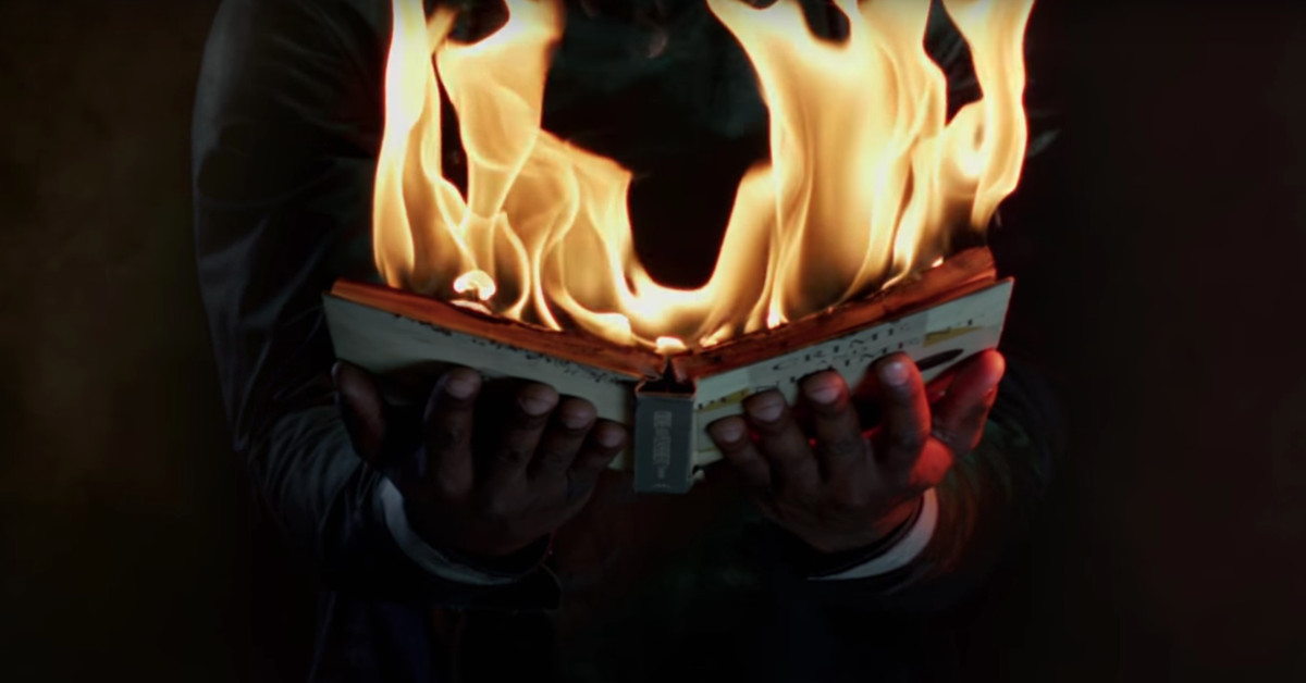 HBO's Fahrenheit 451: watch teaser