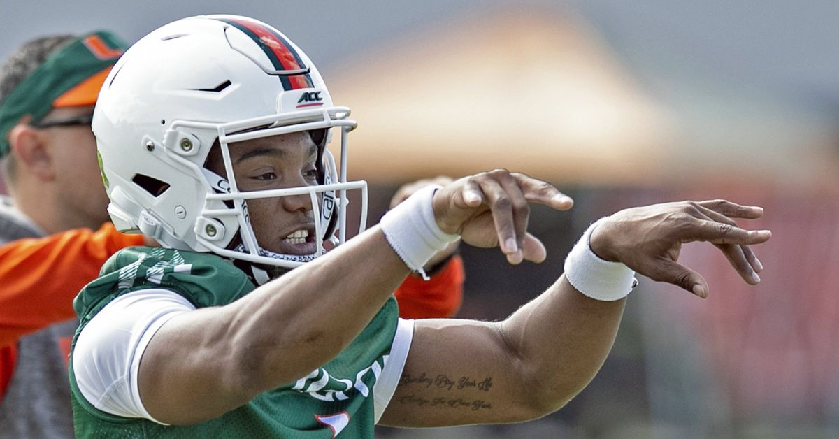 Top 5 Tuesday: Why Miami can beat Alabama - State Of The U