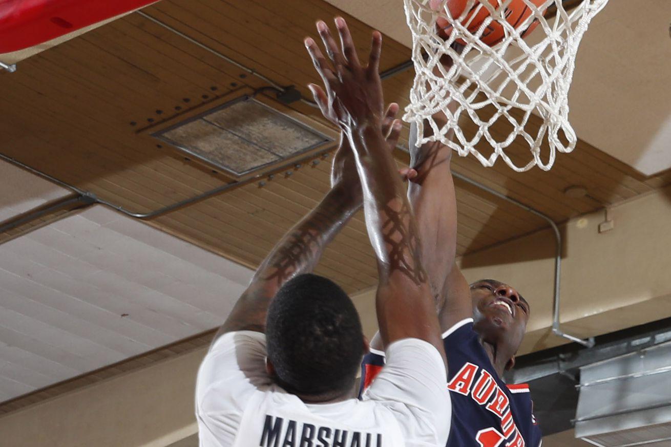 NCAA Basketball: Xavier at Auburn