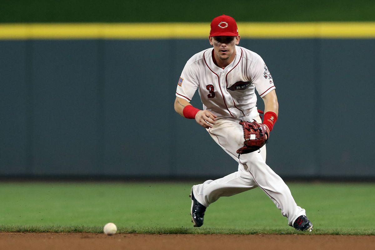 MLB: Chicago White Sox at Cincinnati Reds