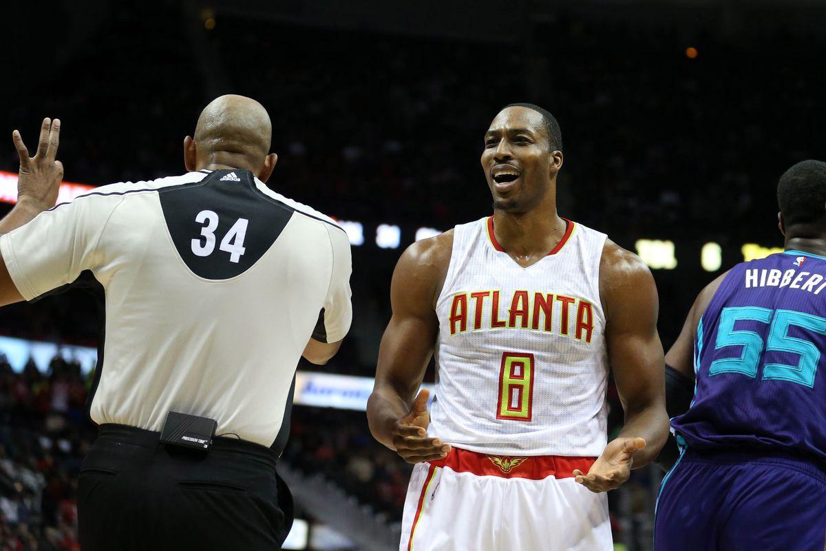 new concept efa9f 6875b Atlanta Hawks trade Dwight Howard to Charlotte Hornets ...
