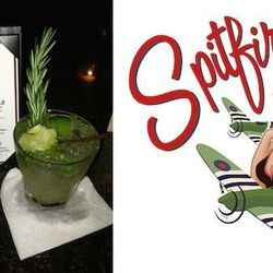 """<b>Spitfire:</b> """"Exotic finds powered by liqueurs from New Orleans-based specialty bar supplier Bittermens,"""" including a frozen grapefruit mimosa made with """"sparking wine, juice and a cinnamon and bitter orange."""" 1135 Decatur St.<span class=""""credit""""> [<a"""