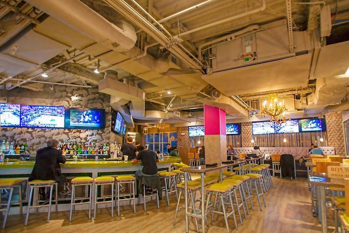 Republic Kitchen And Bar Arlington