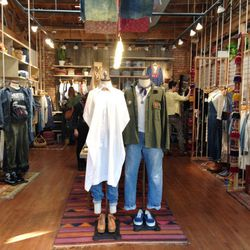 Urban Renewal will stock handpicked vintage apparel, jewelry, footwear and more.
