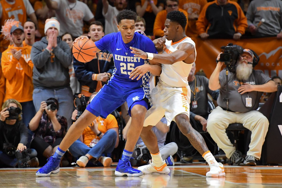 Uk Basketball: Wildcats Fall To Vols: 4 Things To Know, Box Score
