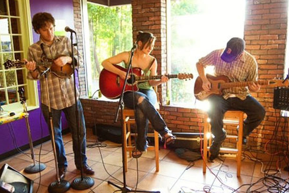 Lily of the Suburbs at Flying Biscuit Cafe, Norcross.
