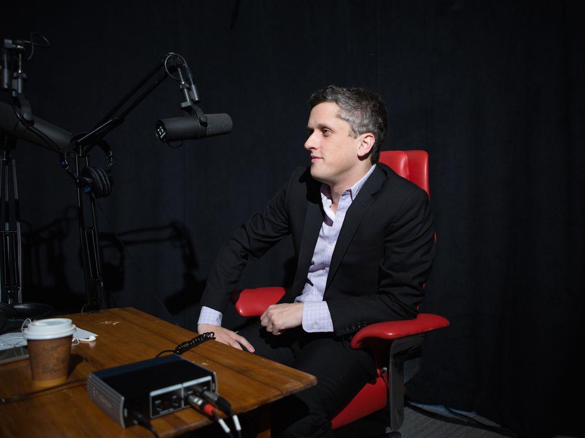 Box CEO Aaron Levie