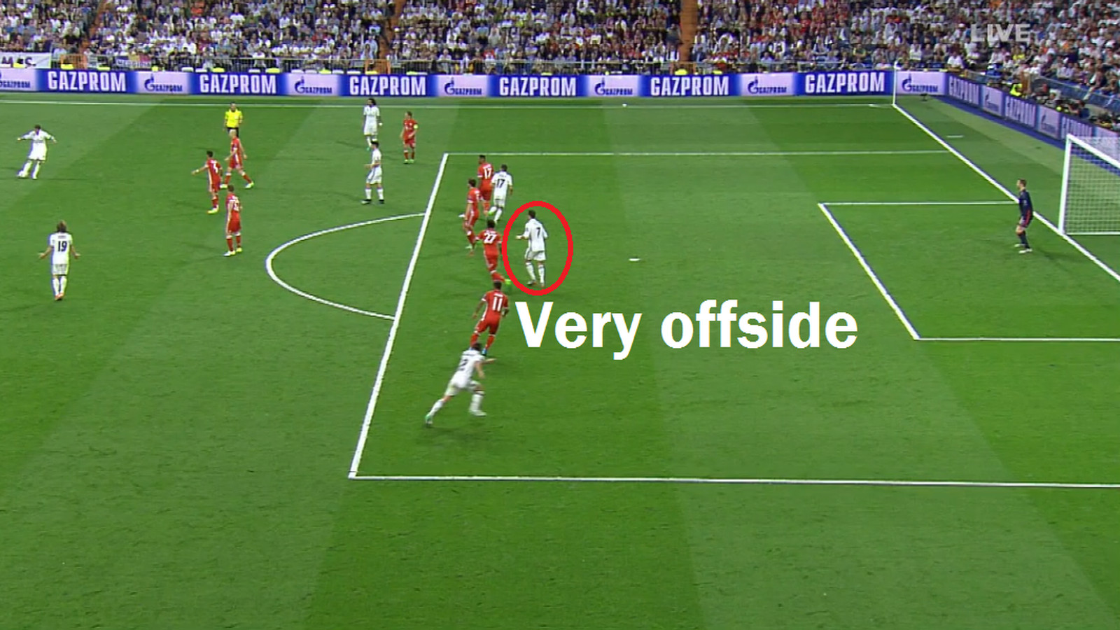 Cristiano Ronaldo was clearly offside for 2 big goals in ...