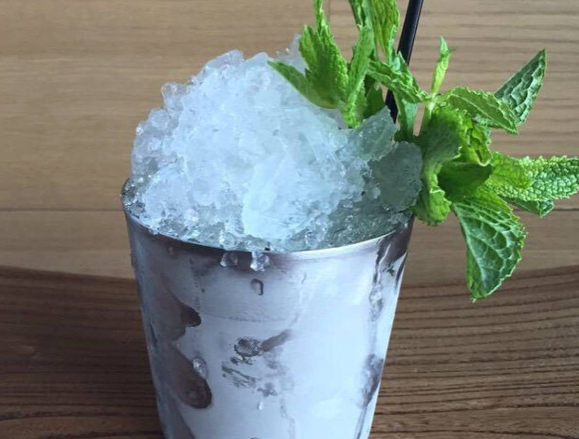 A julep from Drink.Well