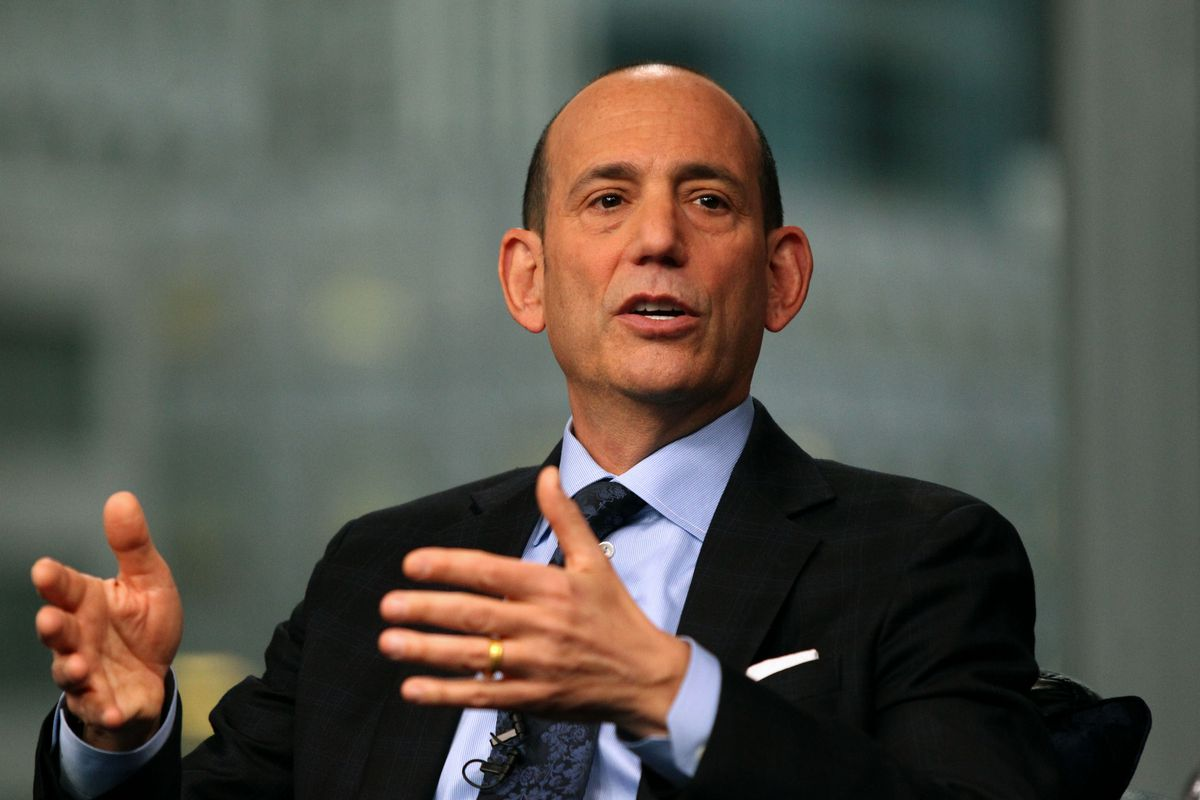 MLS President Don Garber holds a great deal of power when it comes to team personnel decisions.