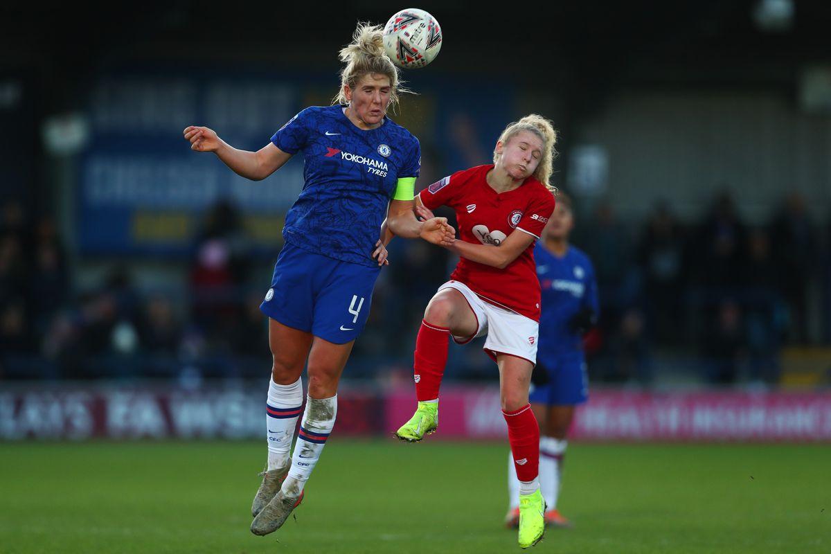 Chelsea v Bristol City - Barclays FA Women's Super League