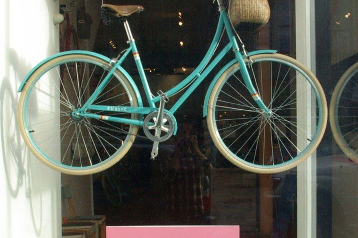 "Photo via Public Bikes/<a href=""http://instagram.com/publicbikes"">Instagram</a>"