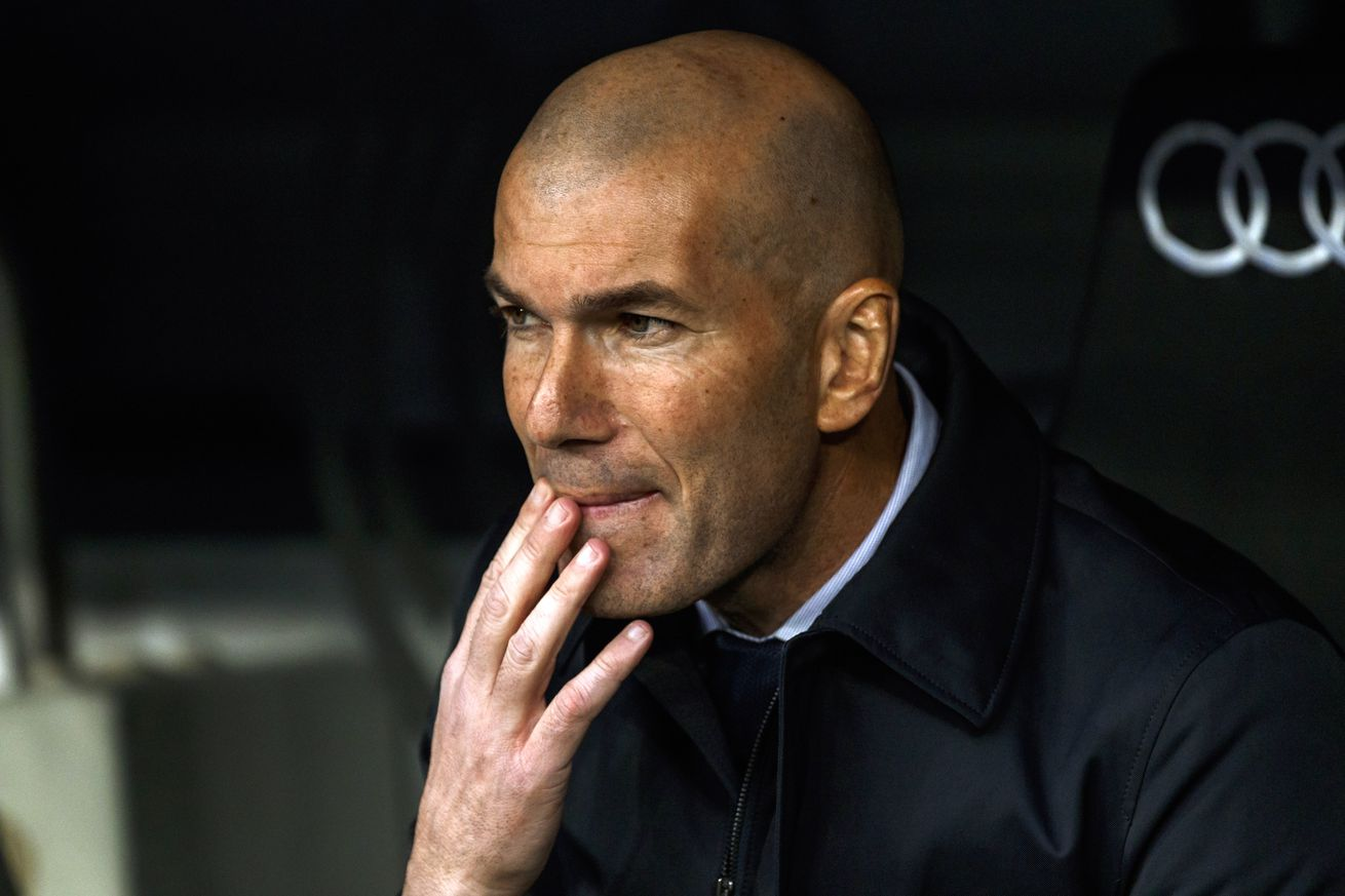 Zidane: ?We?re ready for the Copa del Rey?