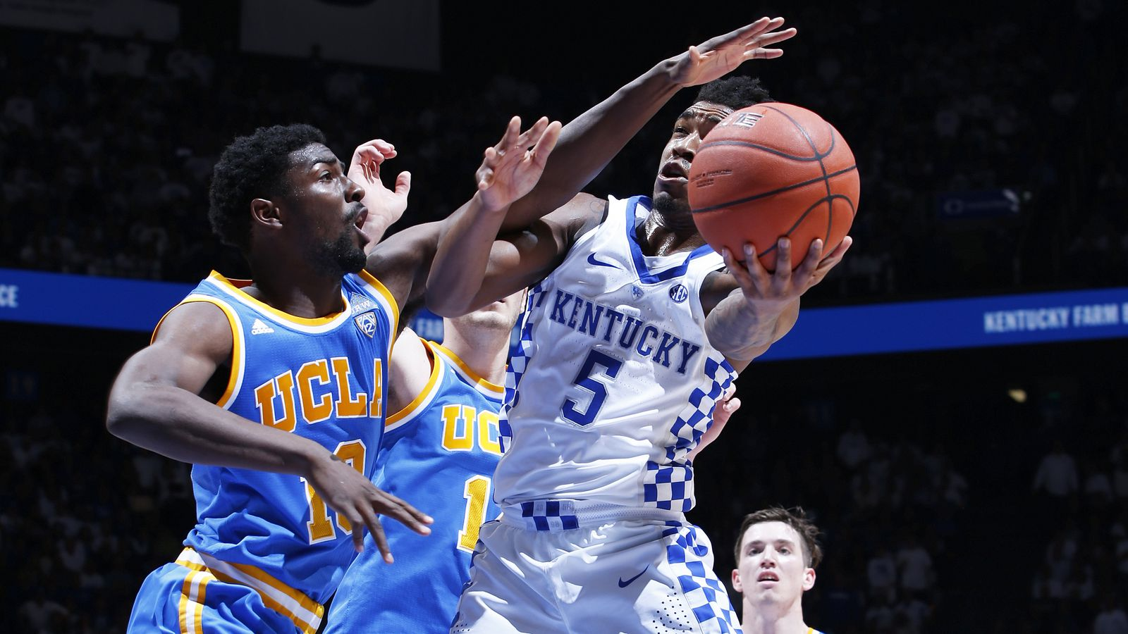 Kentucky Basketball Vs Team Toronto Game Time Tv Channel: Kentucky Wildcats Vs UCLA Bruins Game Time, TV Channel And